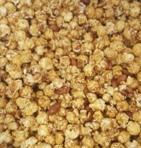 Popcorn Spot Carmel Almond