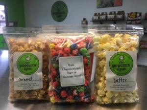 Popcorn Spot Fundraising Bags