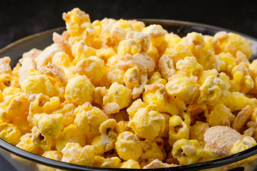 Banana Pudding popcorn
