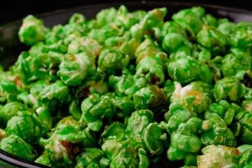 green apple popcorn