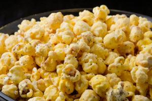 lemon poppyseed popcorn