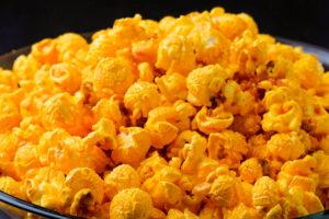 loaded potato popcorn
