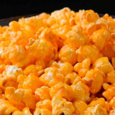 peach popcorn