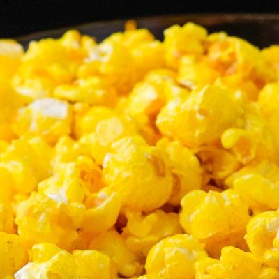 pineapple popcorn
