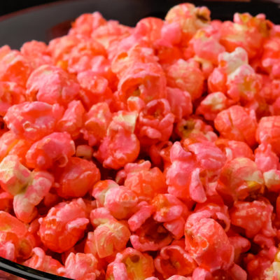 Watermelon Bubble Gum popcorn