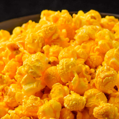 yellow cheddar popcorn