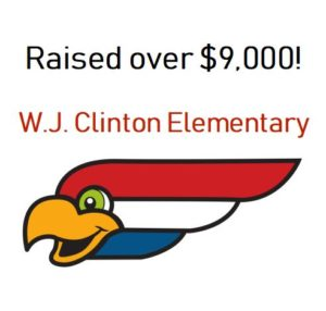 WJ Clinton Fundraiser